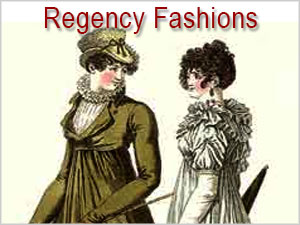 regency clothing