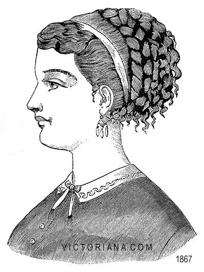 Outstanding Victorian Hairstyles Short Hairstyles Gunalazisus