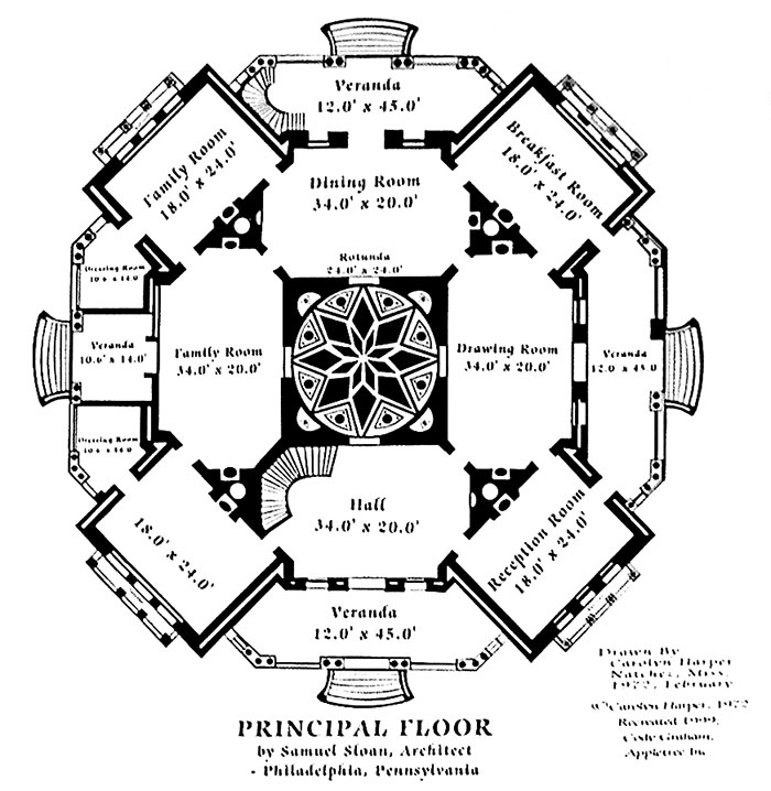 old mansion floor plans - Floor Plans Mansion House