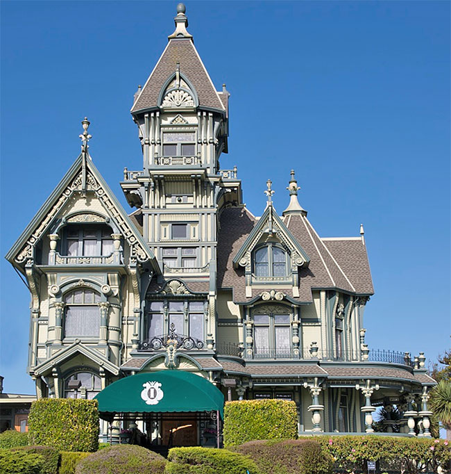 carson mansion the ultimate queen anne victorian