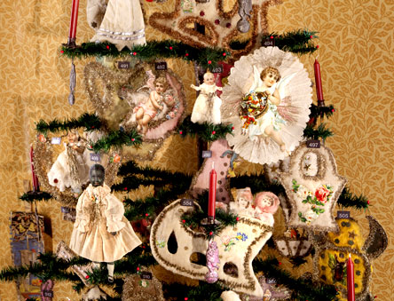 Incredible Christmas In The Victorian Times Photos Easy Diy Christmas Decorations Tissureus