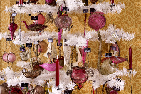 Stupendous Christmas In The Victorian Times Photos Easy Diy Christmas Decorations Tissureus