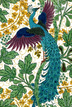 Walter crane wallpaper designs pictures for Where can i purchase wallpaper