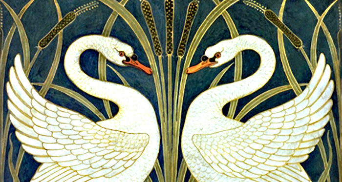 Walter Crane Wallpaper Designs