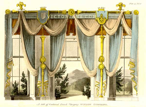 Regency Window Treatment | Regency Curtains