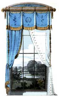 Victorian Window Treatments Curtains Window Styles