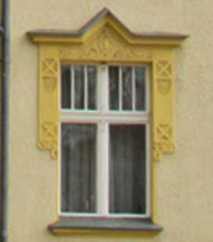 Old House Window Designs - Photo Gallery