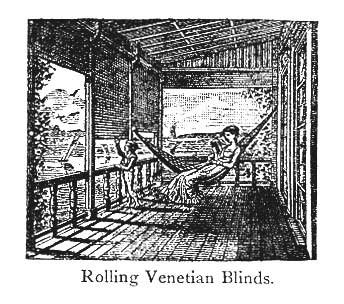 Wood Blinds Wood Blinds In The Victorian Home
