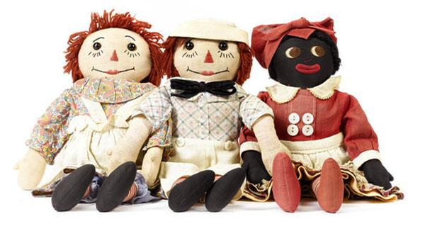 Vintage Raggedy Ann Dolls Celebrating 100 Years of Love