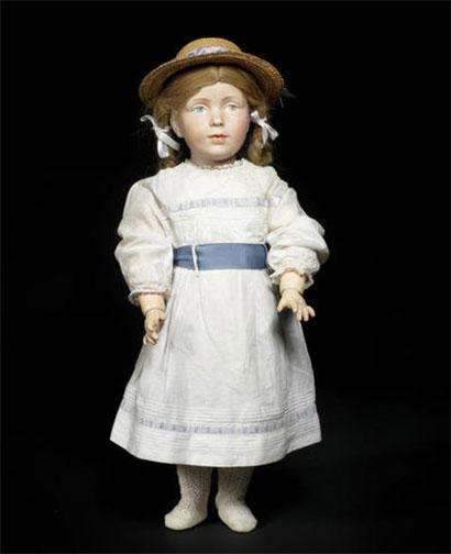 Antique Bisque Head Character Dolls