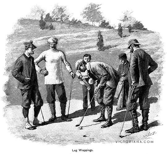 A b frost golf art print