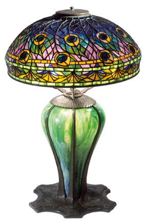Superb Tiffany Lamps   Articles Of Utility, Objects Of Art