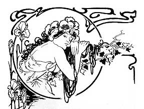 Art Nouveau Silver (PHOTOS) - Victoriana Magazine