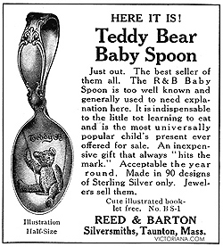 Teddy Bear Ad