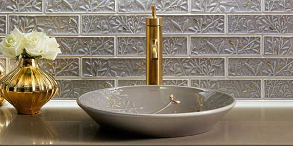 Kohler Gilded Meadow Vessel Sink