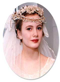 history of wedding flowers