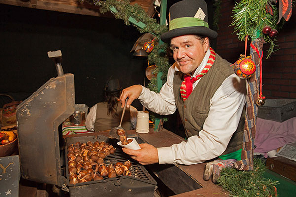 bring your appetite when you visit the great dickens christmas fair there is ever so