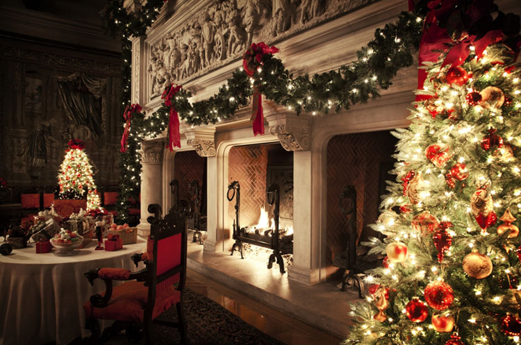 Gilded Age Christmas Vanderbilt Style Outshines Downton Abbey