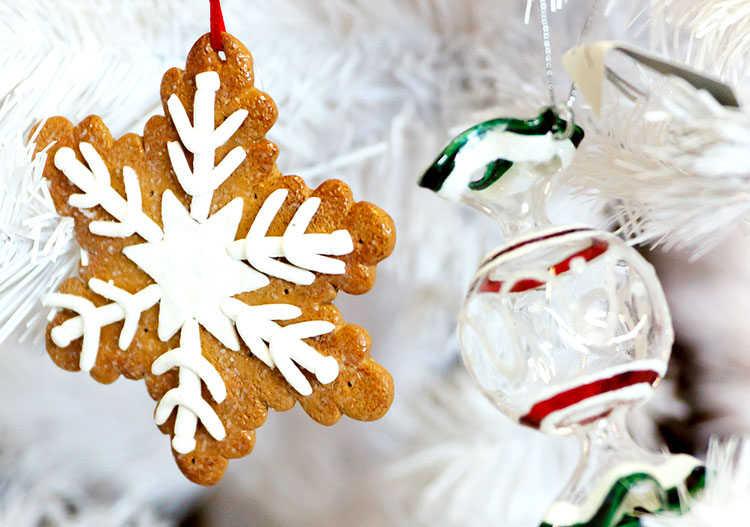 CHRISTMAS COOKIE ORNAMENT