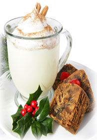 Eggnog Recipes | Christmas Egg Nog Recipes
