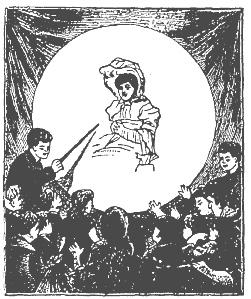 magic lantern show