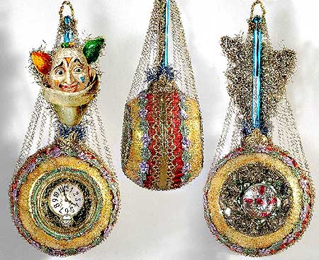 Antique Christmas Ornaments >> Victorian Christmas Ornaments Photos