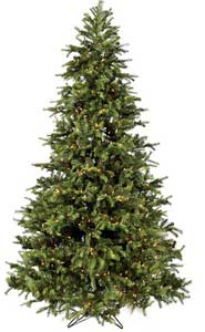 finding best artificial christmas tree
