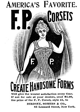 Victorian Corsets | Where Have All the Corsets Gone?