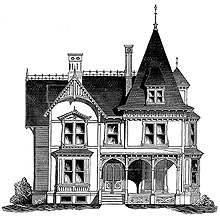 cottagehouseplans_4 Octagonal House Building Plans on haunted house floor plans, country house plans, town hall building plans, lookout tower octagon building plans, circular house plans, hobbit house plans,