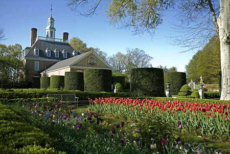 Exploring Colonial Williamsburg Gardens Victoriana Magazine