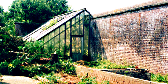 Victorian walled garden pictures of a classic walled garden victorian walled garden workwithnaturefo