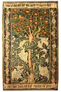 William Morris The Artist