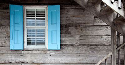 WINDOW STYLES SHUTTERS