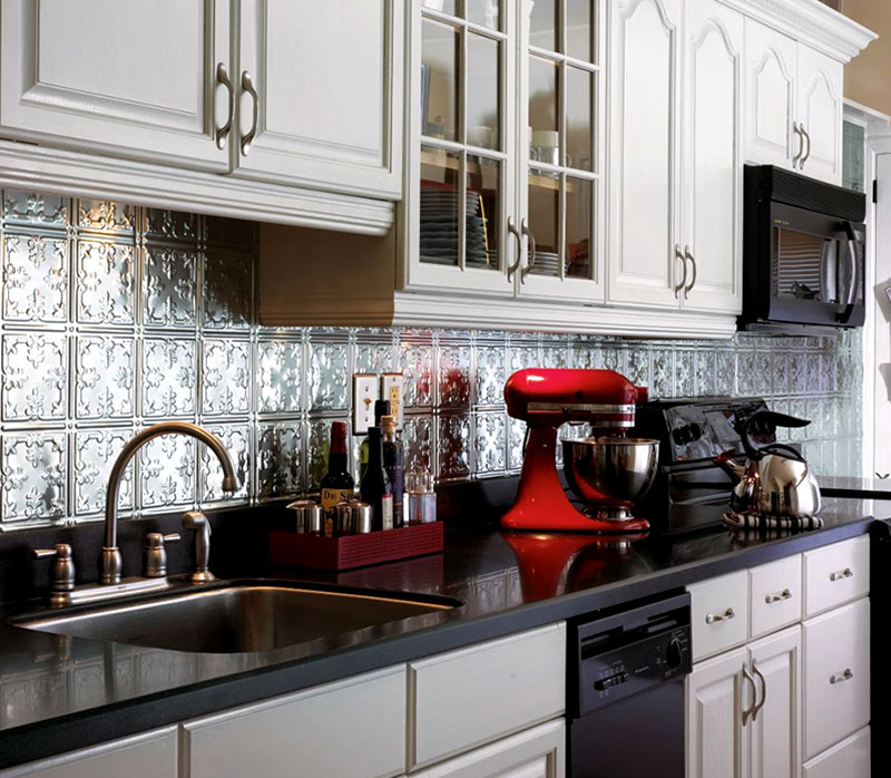 Farmhouse Backsplash Ideas Part - 30: Victoriana Magazine