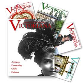 Victoriana - Resources for Victorian Living