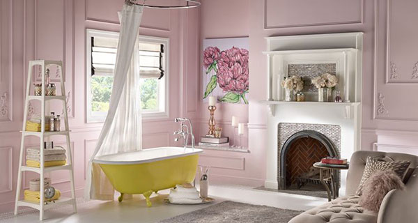 The Behr Paint Interior Colors Best Sample For Bathroom 2016