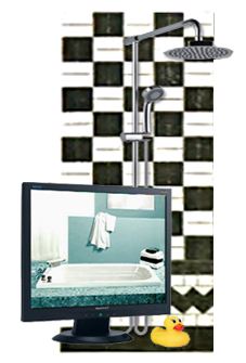 Design Interior Online on 3d Bathroom Design Software