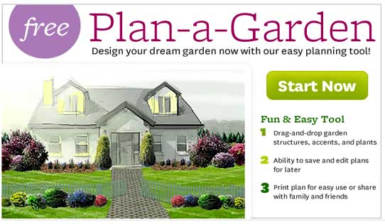 Better Homes and Gardens free garden planner for backyard designs. - Backyard Designs - Start With Free Landscape Design Software