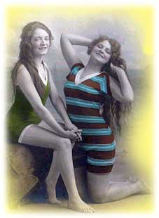 History Of Bathing Suits Pictures