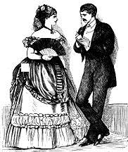 Victorian Couple