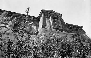 French Roof Line