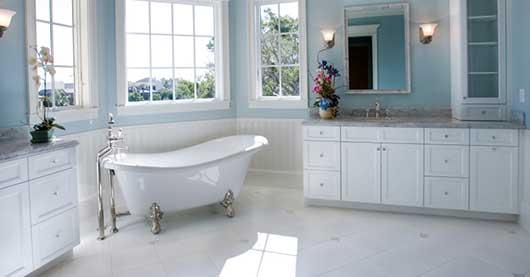 vintage bath design