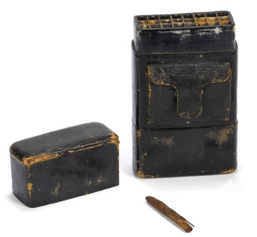 Antique Cigar Case