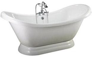 free standing tub
