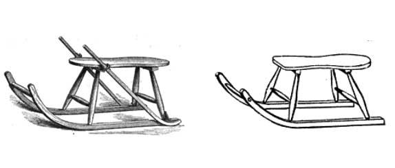 coasting sleds
