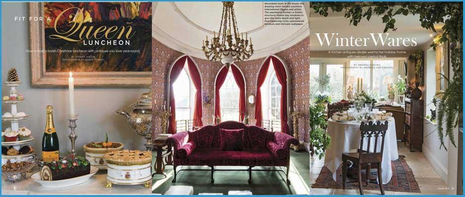 Victorian Homes Magazine App Victoriana Magazine