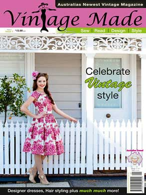 Vintage fashion magazine app for the iPhone and iPad.