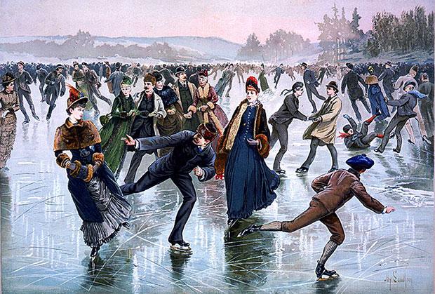 1800 skating