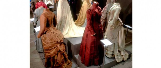 New England Quilt Museum Hosts Victorian Gown Exhibition Victoriana Magazine