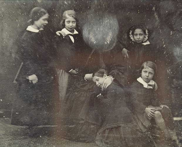 queen victoria children